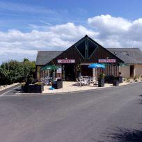 Campsite France Brittany, camping du gouffre - Accueil - Bar - Épicerie